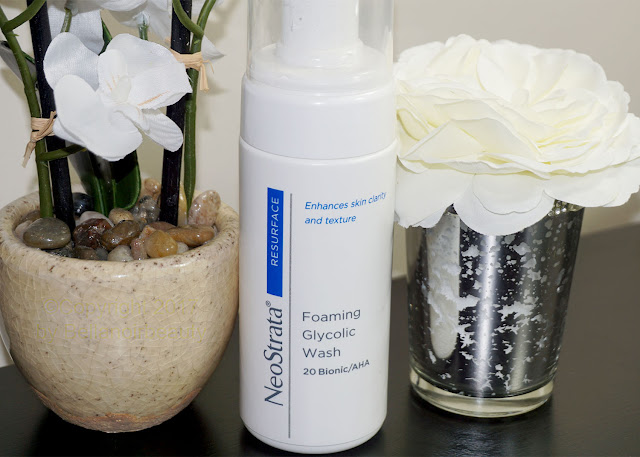 Neostrata Foaming Glycolic Wash | bellanoirbeauty.com
