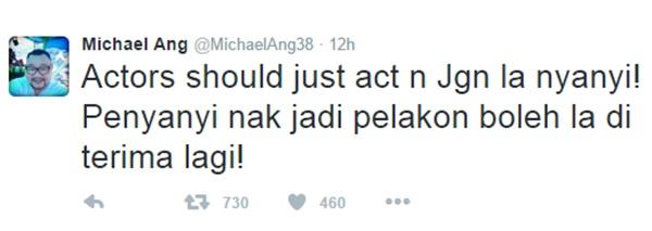 Kritikan 'Pedas' Michael Ang Tentang Nyanyian Fazura Di Muzik Muzik 31 Bikin SENTAP!!