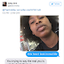 Lady does the unthinkable after guy tells her she is gorgeous (photos)