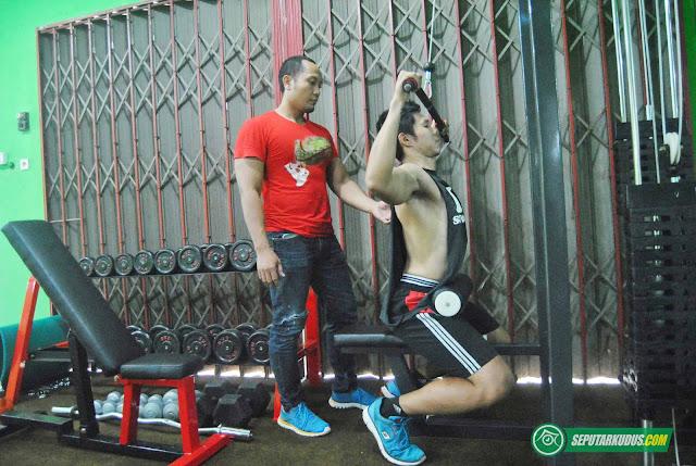 AMR Fitnes Kudus
