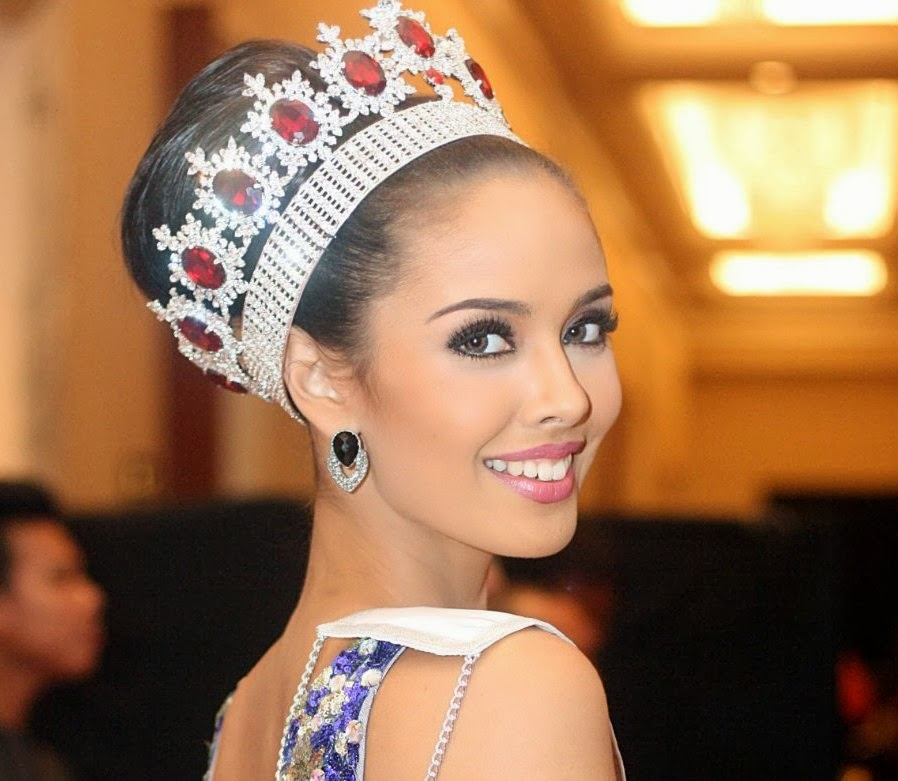 Miss World 2013 Megan Young Latest Images | World Celebrities HD Wallpapers