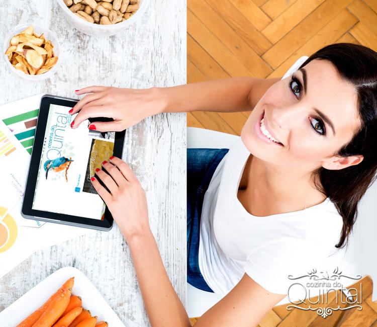 Blog Cozinha do Quintal: o blog de quem faz comida para vender
