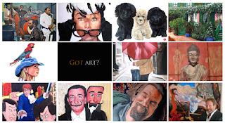 got art by Boulder contemporary artist Tom Roderick
