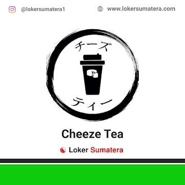 Lowongan Kerja Banda Aceh: Cheeze Tea Mei 2021