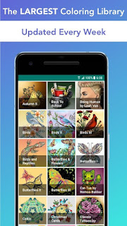 Pigment – Coloring Book v1.3.5 Full APK