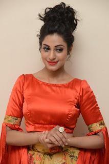Actress Iraa Stills IN Floral Skirt at Vaadu Veedu O Kalpana Audio Launch  0002.jpg