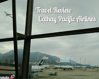 Travel Review; Cathay Pacific Airlines Jakarta - Hongkong