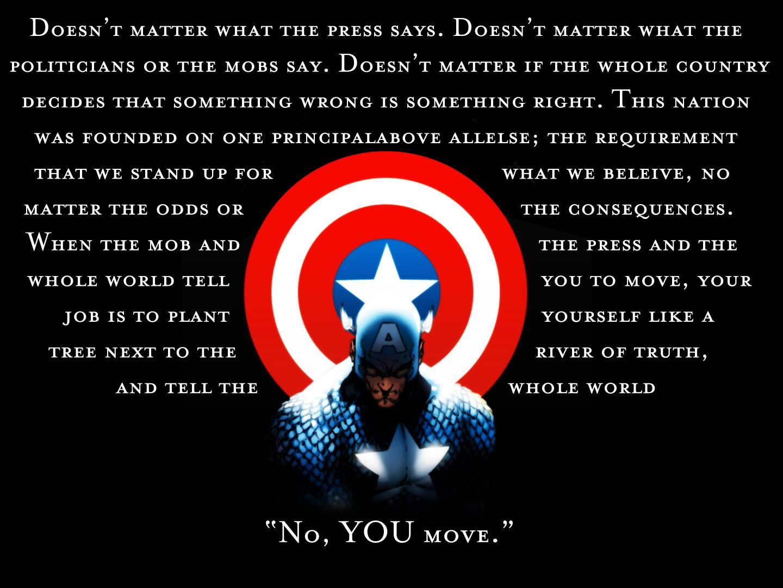 Everyone needs a hero