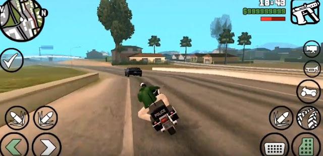 Grand Theft Auto San Andreas APK Download APK + OBB