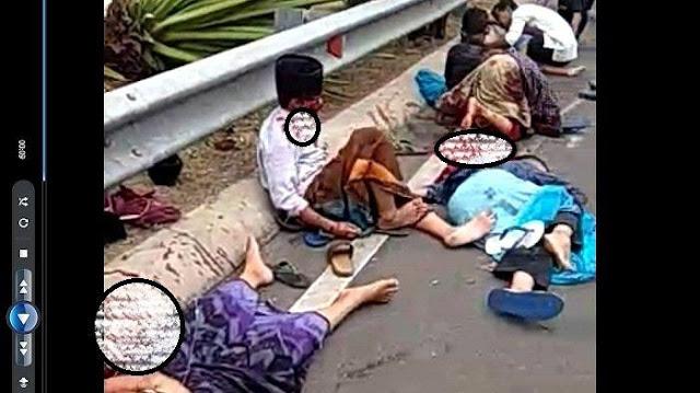 Inalillahi Wa Ina Ilaihi Rojiun, Puluhan Santri Kecelakaan Maut di Tangerang