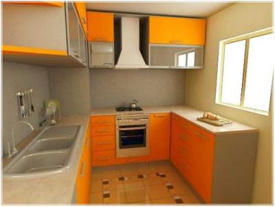 dapur minimalis ukuran 2x3 kecil