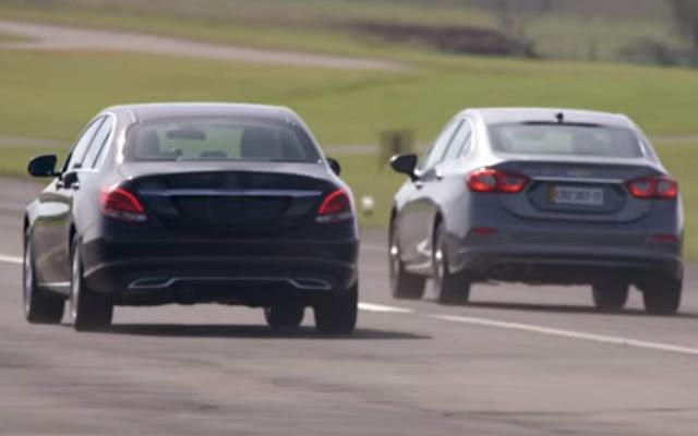 Novo Chevrolet Cruze 2017 x Mercedes-Benz C180