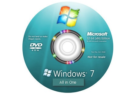 WINDOWS 7 ALL IN ONE