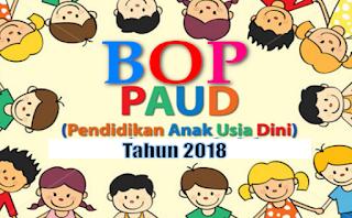 Download Juknis BOP Paud 2018 PDF