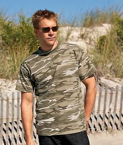 The Secrets to Buying Camouflage Tee Shirts Wholesale