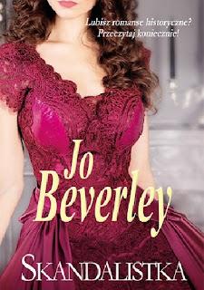 Skandalistka - Jo Beverley