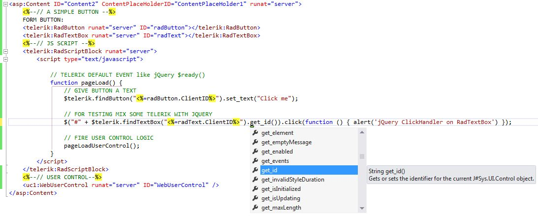 Ext Net in Action: *It's working now* JavaScript