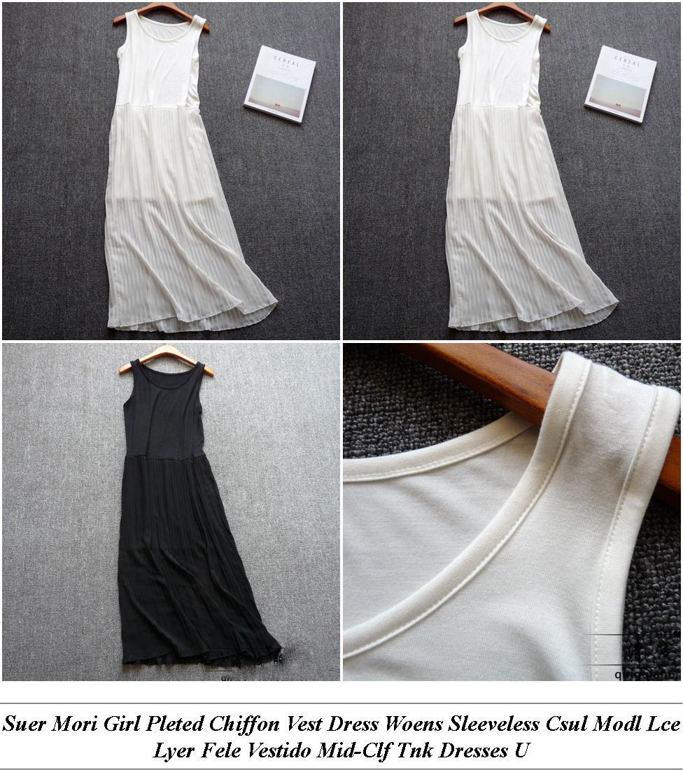 Silver Dress - Garments Vintage Clothing Erlin - A Line Formal Dresses Online