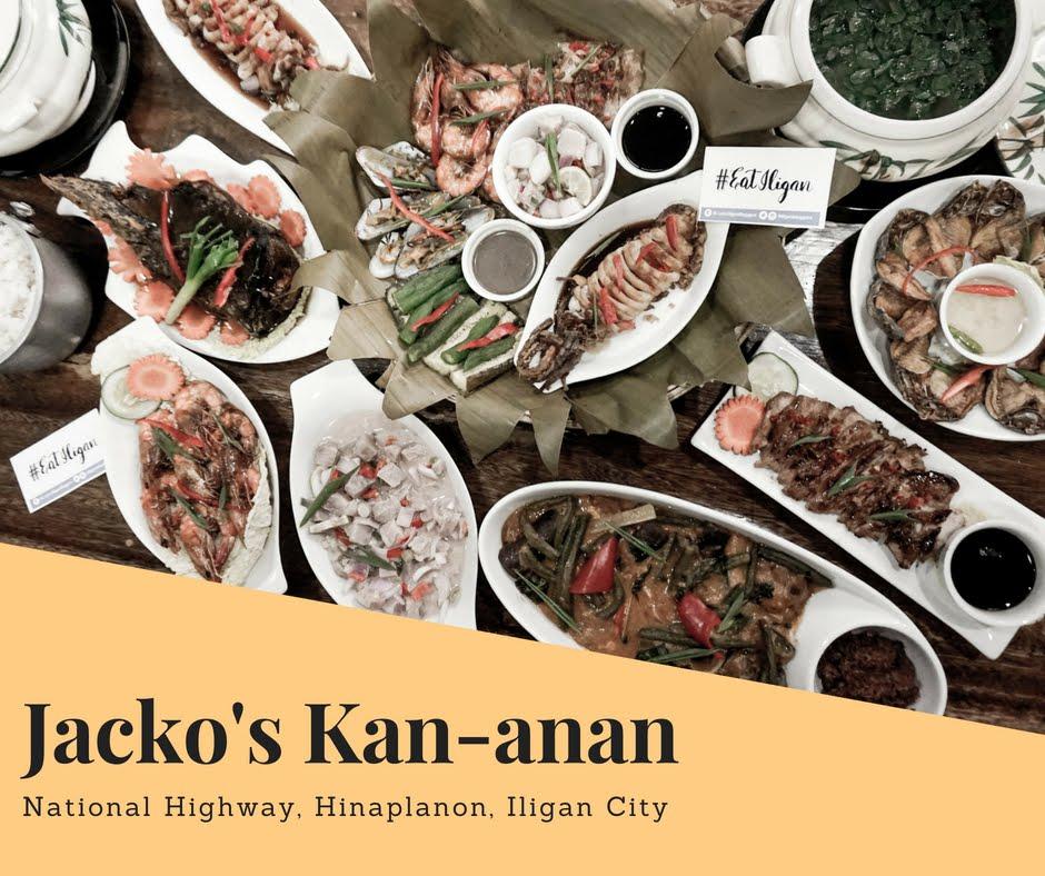 Jacko's Kan-anan