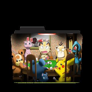 Pokemon Playing Card Icon