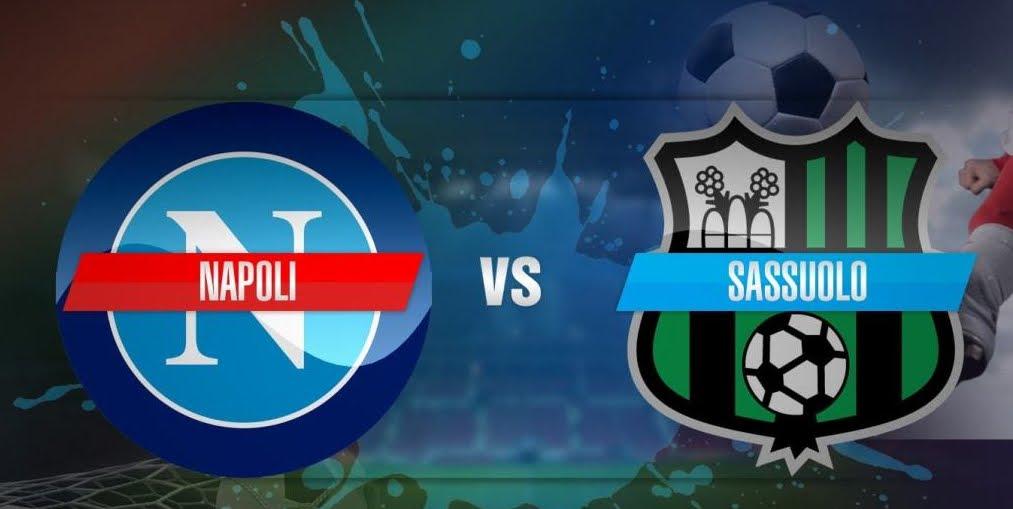 Napoli Sassuolo Streaming Rojadirecta Diretta TV, dove vedere la partita di Coppa Italia.