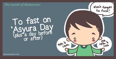 Bacaan Niat Puasa Tasu'a dan Puasa Asyura Pada 9 & 10 Muharram ...