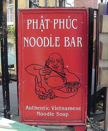 Funny Phat Phuc Vietnamese Authentic Soup Noodle Bar