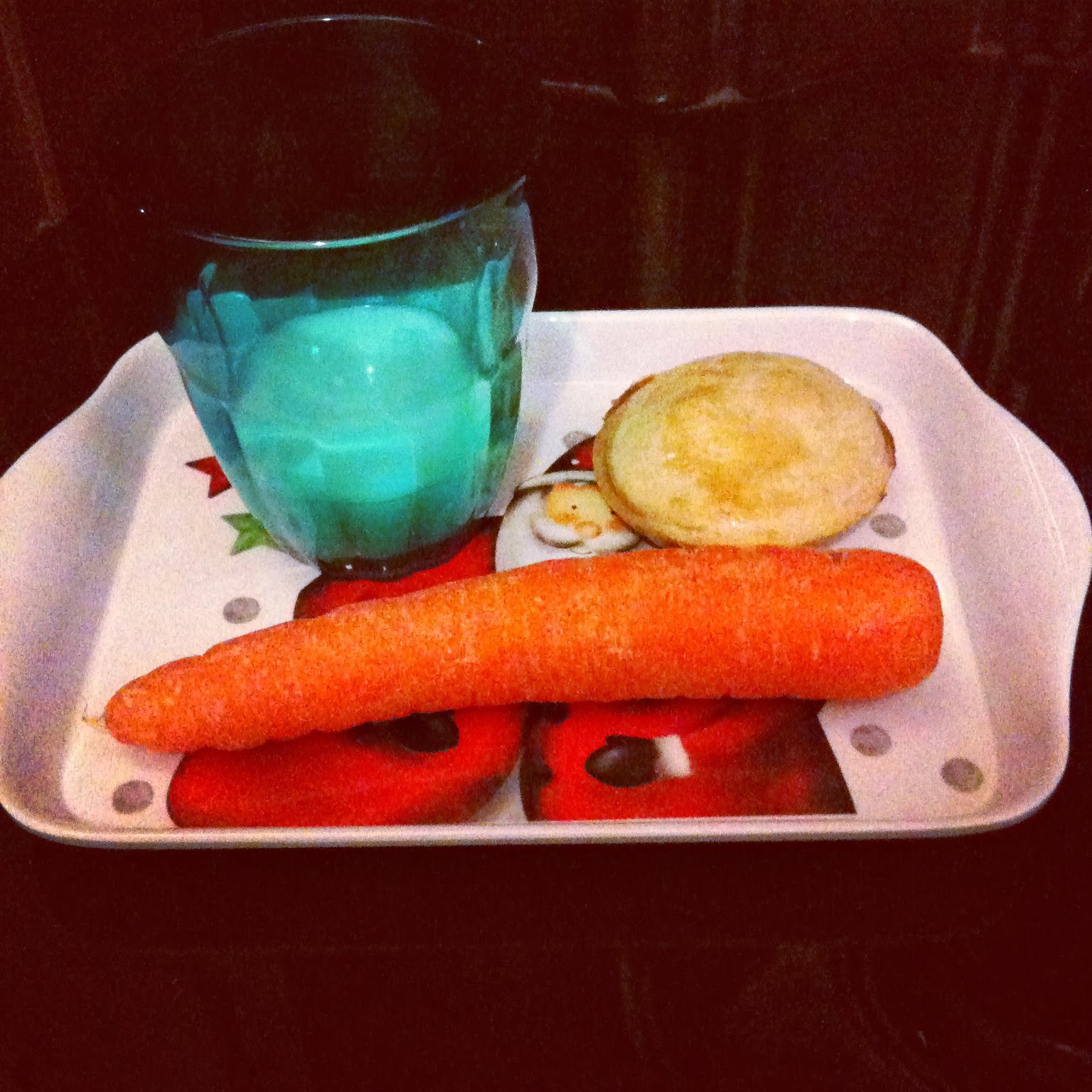 Image result for christmas eve mince pie and carrot