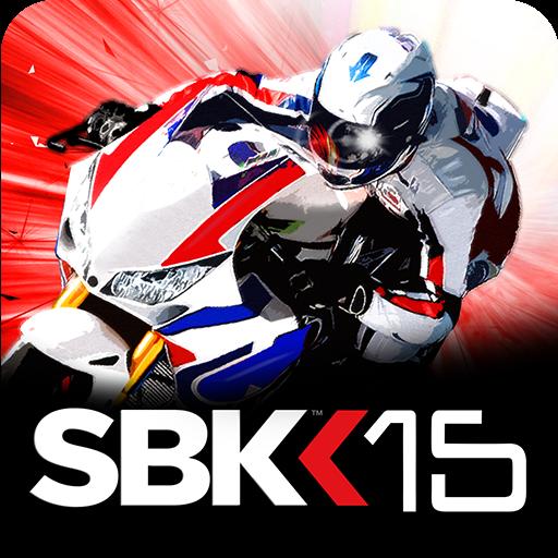 تحميل لعبه SBK15 Official Mobile Game v1.5.2  مهكره وجاهزه للاندرويد