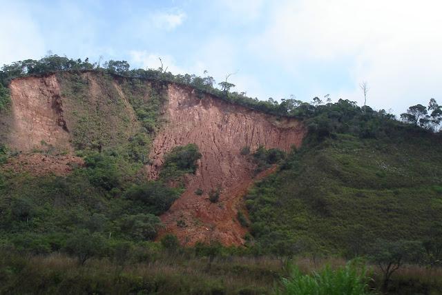 toprak kayması