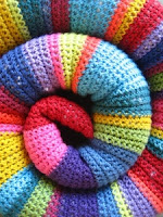 Tejidos de colores