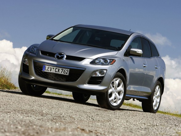 2010 mazda cx 7 car specifications automobile stats. Black Bedroom Furniture Sets. Home Design Ideas