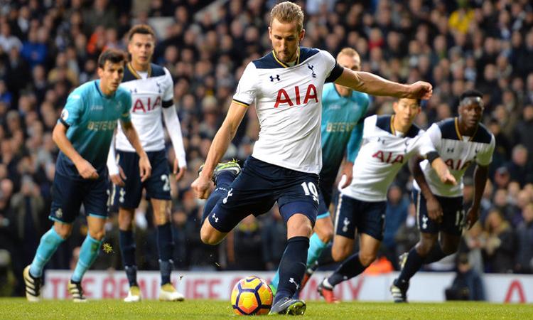 Cuplikan Gol Swansea City 0-2 Tottenham Hotspurs | Liga Inggris Pekan 22
