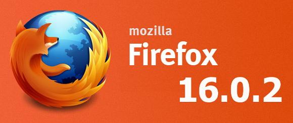 mozilla firefox 16.0.2 final