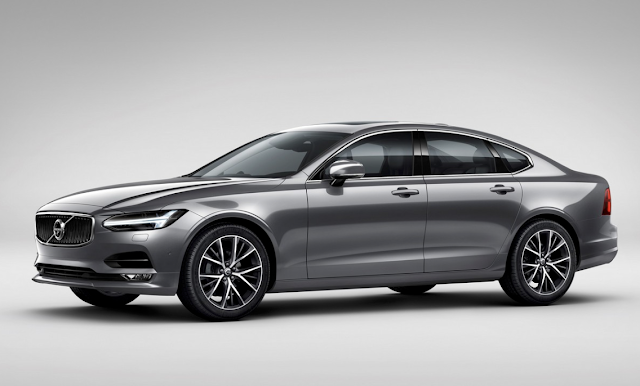 2019 Volvo S90 Review