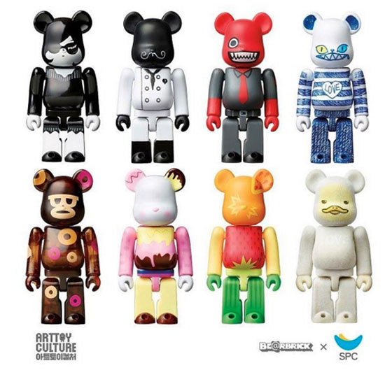 e5e317df SPC X BE@RBRICK @ Art Toy Culture 2016