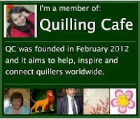 I WAS MEMBER OF QUILLING CAFE