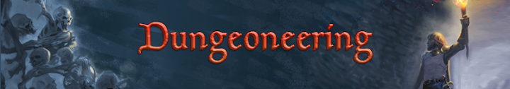 Dungeoneering Game Blog