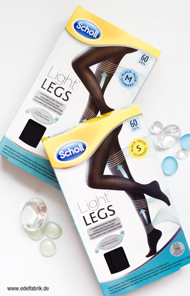 die neuen Light Legs von Scholl, Review