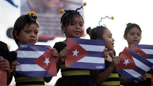 Cuba's Fidel Castro eulogized in memorial services in several countries