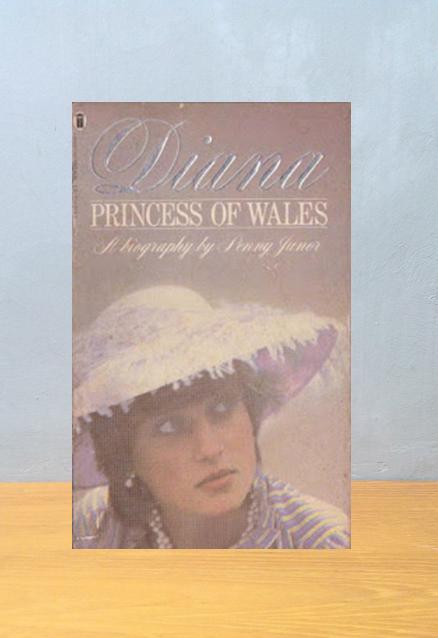 DIANA: PRINCESS OF WALES, Penny Junor