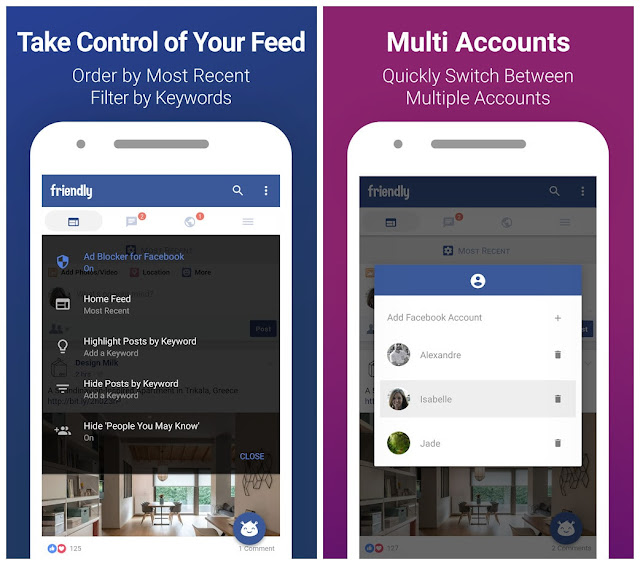 friendly for facebook pro apk download