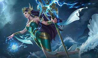 Build Hero Kadita (Nyi Roro Kidul) Mobile Legends Terbaik