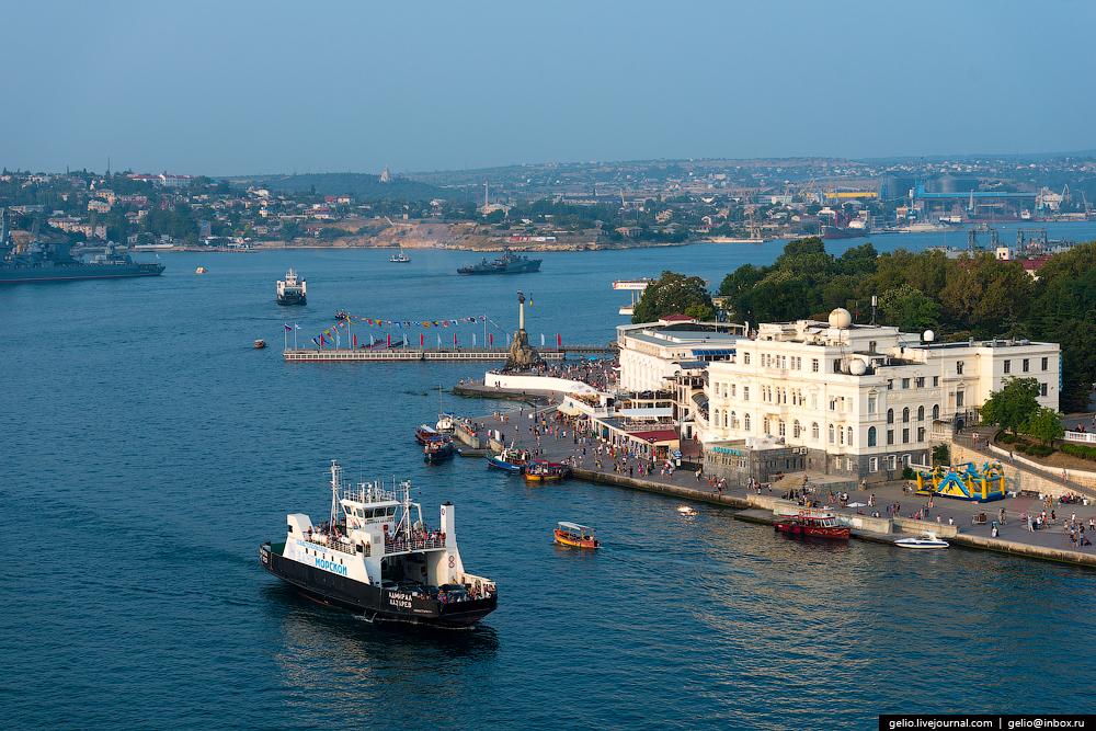 Севастополь и Симферополь