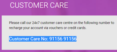 Videocon D2H Customer Care Number, Toll Free No, Contact