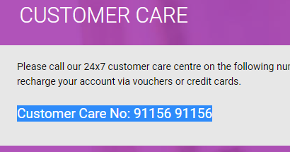 Videocon D2H Customer Care Number, Toll Free No, Contact Helpline
