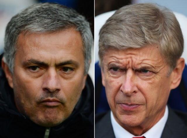Manchester United Considers Replacing Jose Mourinho Ex- Arsenal manager, Arsene Wenger