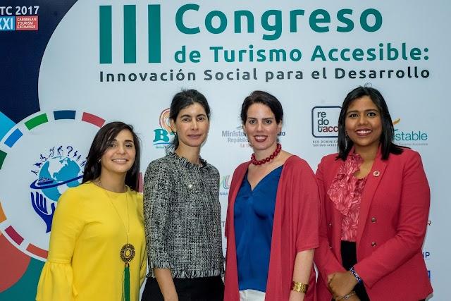 Celebran III Congreso de Turismo Accesible: Innovación Social para el Desarrollo