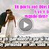 Hermoso vídeo que nos hace recordar nuestras promesas de amor- Un pacto con Dios hicimos tu y yo