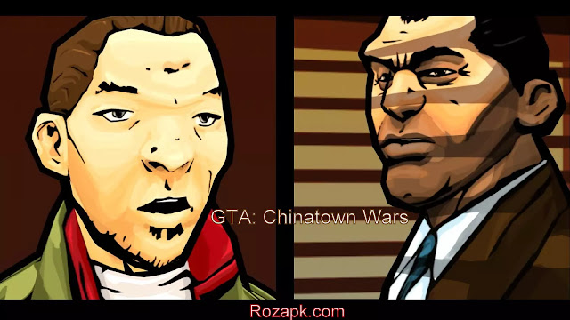 GTA: Chinatown Wars Paid Apk+Data v1.0.1 Latest Version For Android